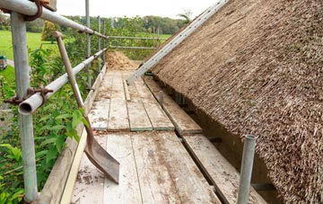 advantages of England thatch roofing