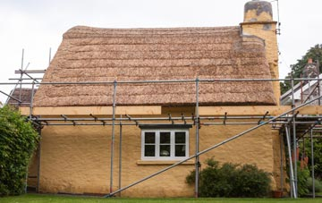 England thatch roofing costs